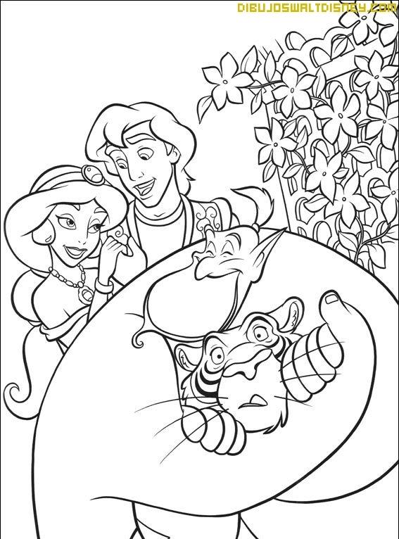 A Genio le gusta abrazar