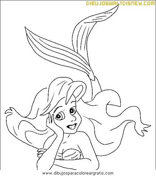 Ariel, La Sirenita