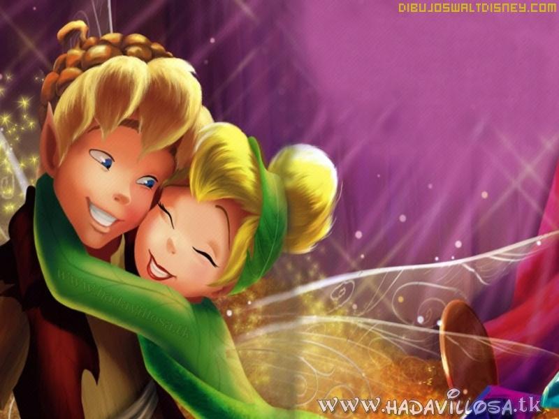 Campanilla y Peter pan Campanilla-y-Peter-Pan