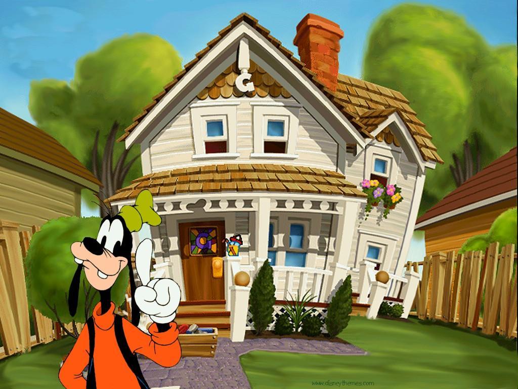 Casa de Goofy