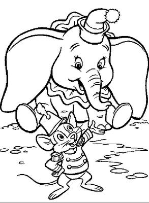 Dumbo y Timothy