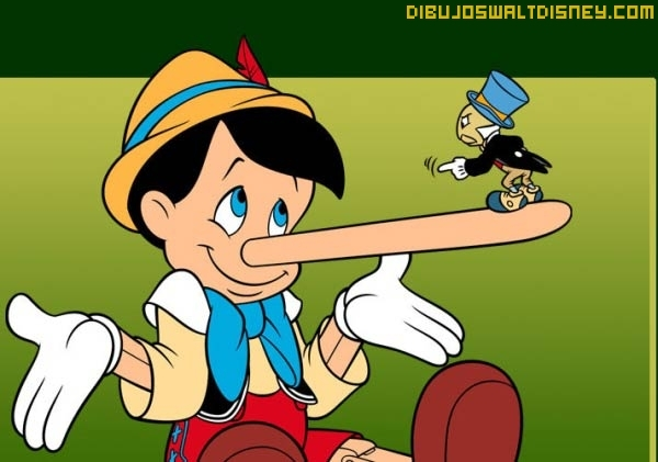 Fondo de pantalla de Pinocho