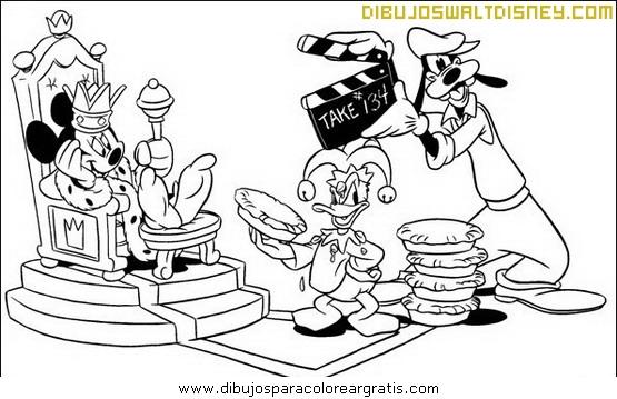 Goofy rodando una película