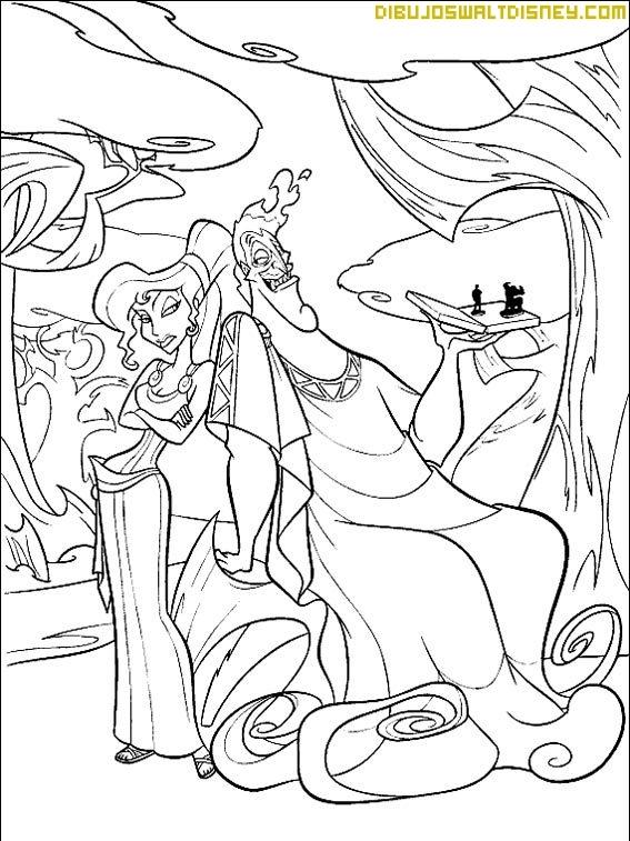 Meg y Hades