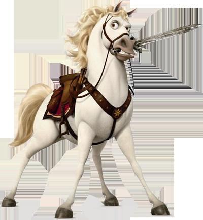 Maximus, el caballo del Capitán de la Guardia