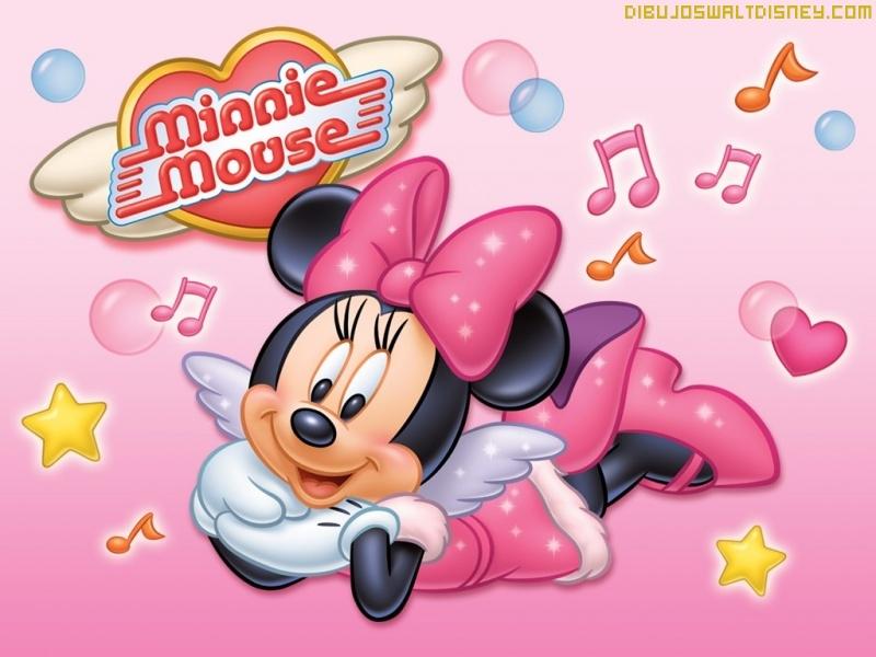 Wallpaper de Minnie