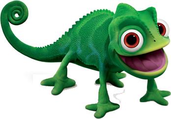 El camaleón Pascal
