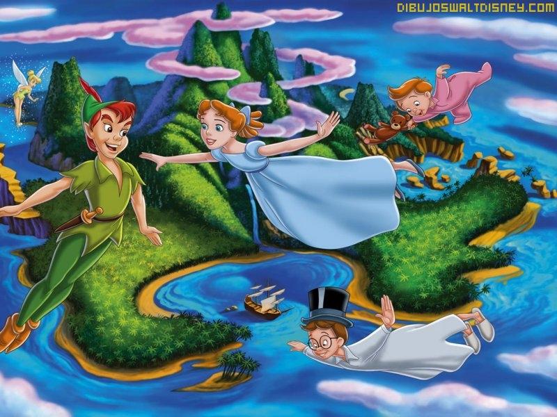 Personajes de Peter Pan