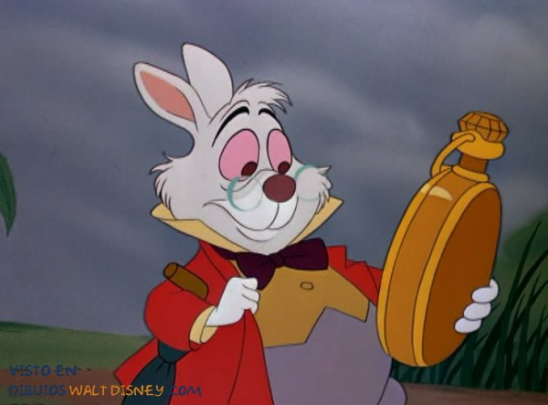 Conejo blanco de alicia en el pa s de las maravillas - Conejo de alicia en el pais de las maravillas ...