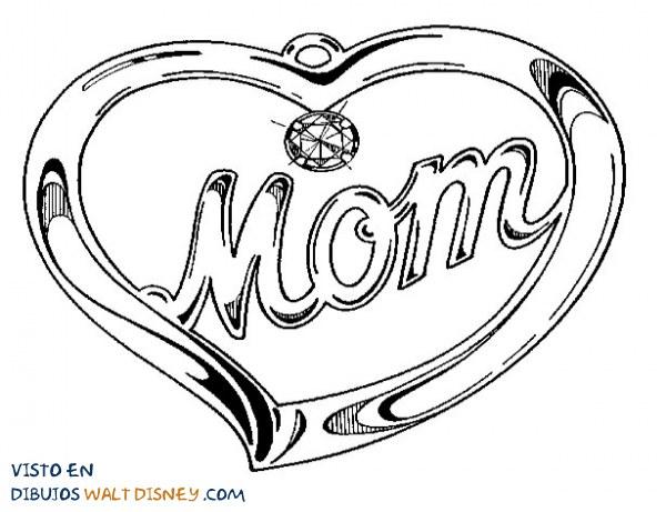 Corazón para mamá