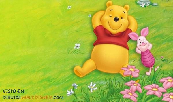 El descanso de Winnie The Pooh