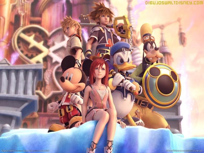 Amigos Disney reunidos