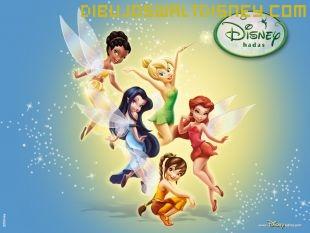 La magia de las hadas Disney