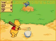 Juego Winnie bateador