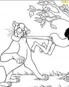 Mowgli quiere regresar a la selva