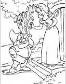 Blancanieves despide a Sabio