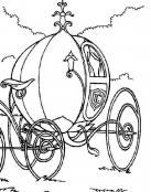 La carroza de Cenicienta