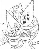 Melvin, Tina y Kirby