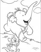 Lumpy y Rito juegan felices