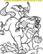 Hércules y el centauro
