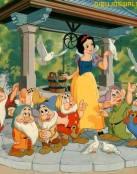 Blanca Nieves y los enanitos