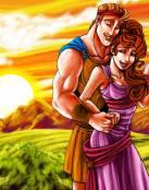 Megara y Hércules