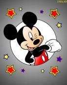 Mikey Mouse y las Estrellas