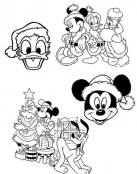 Mikey en navidad
