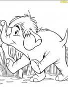 Mowgli y Hathi Junior