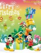 Feliz navidad con Disney