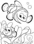 Nemo y su papá Martin