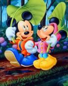 Un paseo con la pareja de ratoncitos