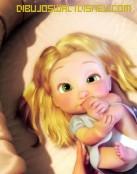 Rapunzel bebé
