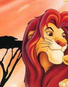 Fondo de escritorio del Rey león