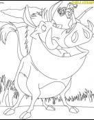 Pumba y Timón