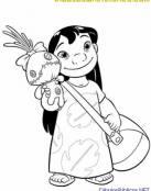 Lilo y su muñeca