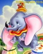 Dumbo y Alcala en el aire