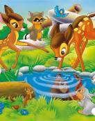 Bambi y amigos