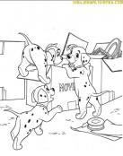Los cachorros de dálmata
