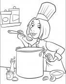 Colette tiene un don para la cocina