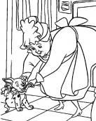 Dalmata y abuelita