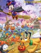 Mickey y sus amigos en Halloween