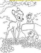 Flor, Bambi y Tambor