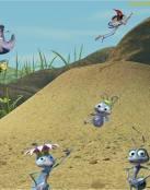Felices hormigas