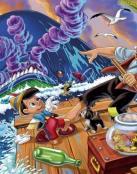 Aventuras con Pinocho
