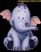El elefante sonriente