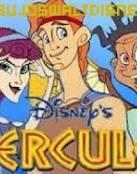 Portada de la película Hércules