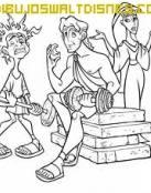 Hercules y sus amigos