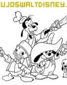 Mosqueteros Disney