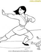 Mulan y dragoncito